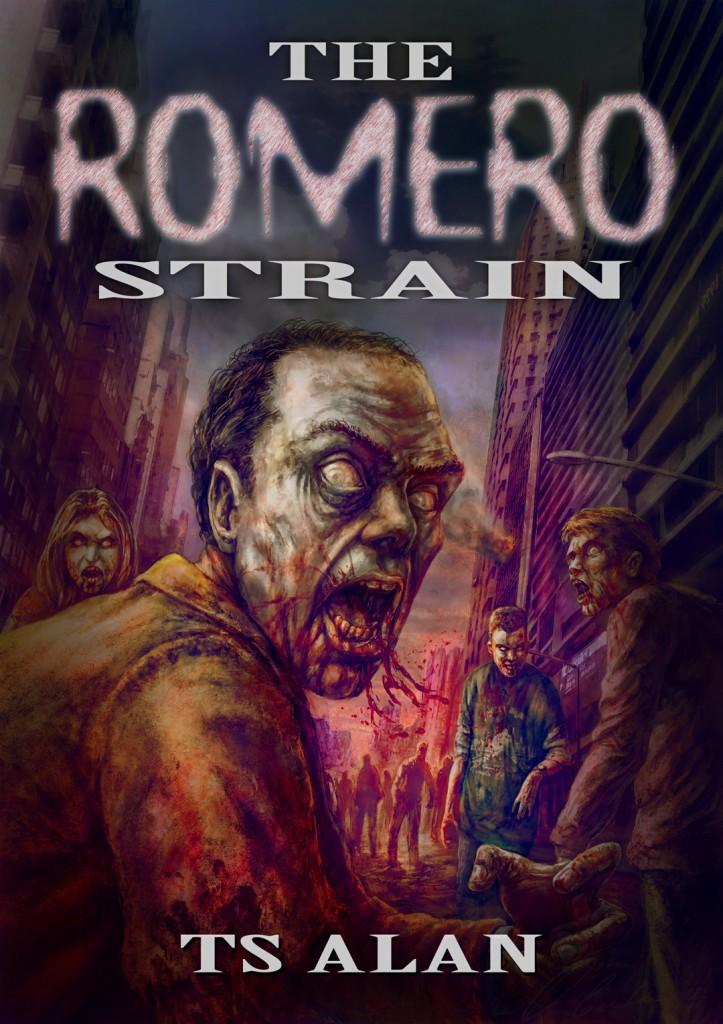 The Romero Strain Cover