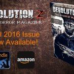 Devolution Z April 2016: The Horror Magazine